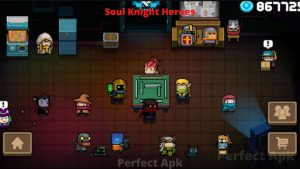 Soul Knight Mod Apk v3.1.4 (Unlimited Money/ Energy) For Android 2