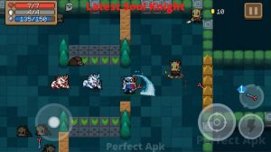 Soul Knight Mod Apk v3.1.4 (Unlimited Money/ Energy) For Android 1