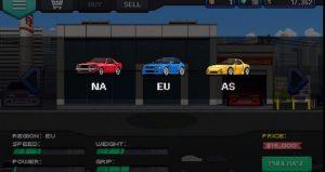 Pixel Car Racer Mod Apk v1.1.82 [Unlimited Money] for android 2