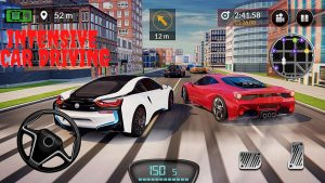 Drive For Speed Simulator Mod Apk v1.23.8 [100% Unlimited Money] 2