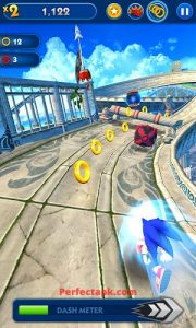 Sonic Dash Mod Apk v4.25.0 [Unlimited Money/ Rings] free download 1