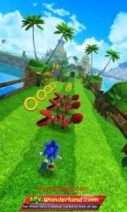 Sonic Dash Mod Apk v4.25.0 [Unlimited Money/ Rings] free download 2