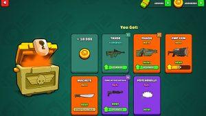 Mini Militia Mod Apk v5.3.5 [100% Unlimited Money/Ammo] for free 3
