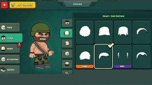 Mini Militia Mod Apk v5.3.5 [100% Unlimited Money/Ammo] for free 1