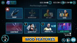Gangstar Vegas MOD APK v5.2.1 (Unlimited Money/ VIP 10 Unlocked) 3