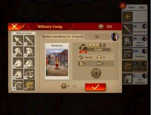 Great Conqueror Rome Mod Apk 1.4.12 [Premium Unlocked] 4