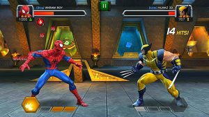 Marvel Contest of Champions Mod Apk v31.0.0 (Unlocked 2021) 2