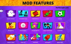 Stickman Party Mod Apk v2.0.4 (Unlimited Money) free download 1