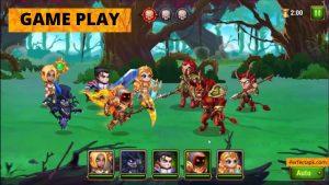 Hero Wars Mod Apk v1.106.204 [Unlimited Money/ Skills] For Android 2