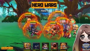 Hero Wars Mod Apk v1.106.204 [Unlimited Money/ Skills] For Android 1