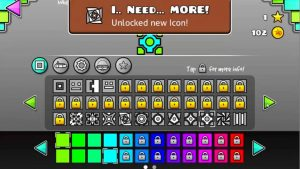 Geometry Dash Mod Apk 2.112 (100% Unlimited Money) free download 2