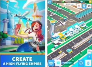 Idle Airport Tycoon Mod Apk v1.4.3 (Unlimited Money) Tourism Empire 1