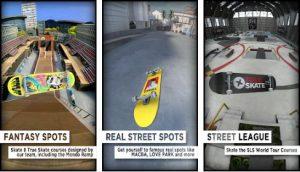 True Skate Apk v1.5.32 (Unlimited Money) free download 2021 1