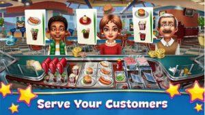 Cooking Fever Mod Apk v12.1.0 (Unlimited Money/ Gems) For Android 1