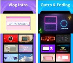 Intro Maker Mod Apk v4.5.5 [VIP Unlocked/ Without Watermark] 2021 1
