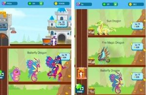 Dragon Village Mod Apk (Unlimited Golds) City Sims Mania 2